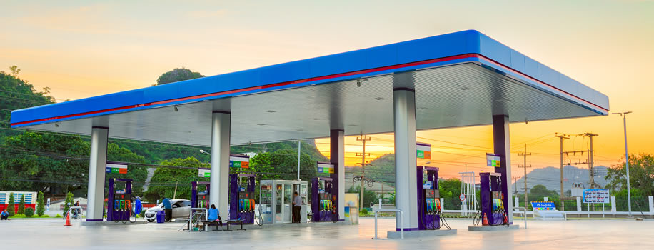 Security Solutions for Gas Stations in Dayton,  OH